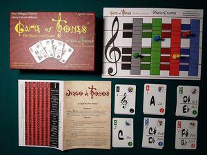 JUEGO DE TONOS - GAME OF TONES