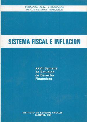 SISTEMA FISCAL E INFLACIÓN