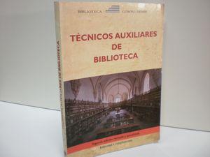 TÉCNICOS AUXILIARES DE BIBLIOTECA