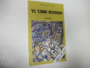 EL LIBRO OLVIDADO