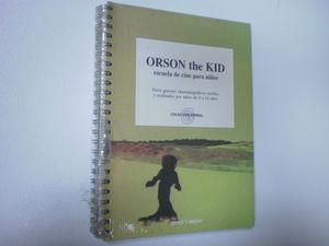 ORSON THE KID ESCUELA DE CINE PARA NIÑOS