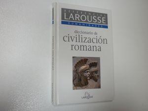 DICCIONARIO DE CIVILIZACIÓN ROMANA