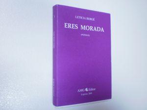 ERES MORADA (POEMAS)