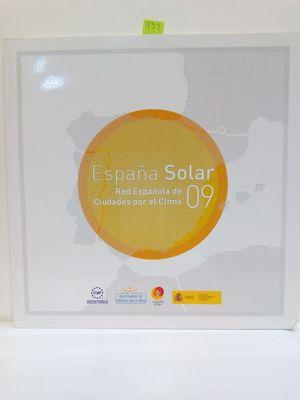 ESPAÑA SOLAR RED ESPAÑOLA DE CIUDADES POR EL CLIMA 09