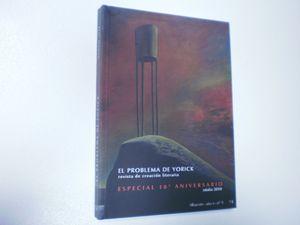 EL PROBLEMA DE YORICK ESPECIAL 10º ANIVERSARIO OTOÑO 2010
