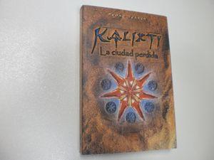 KALIXTI, LA CIUDAD PERDIDA