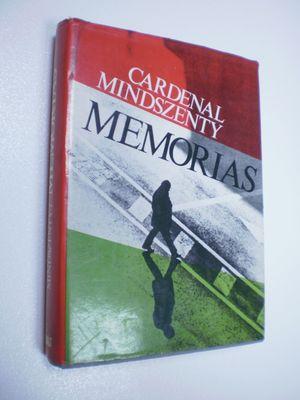 CARDENAL MINDSZENTY MEMORIAS