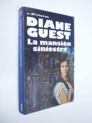 BIBLIOTECA DE DIANE GUEST. LA MANSION SINIESTRA