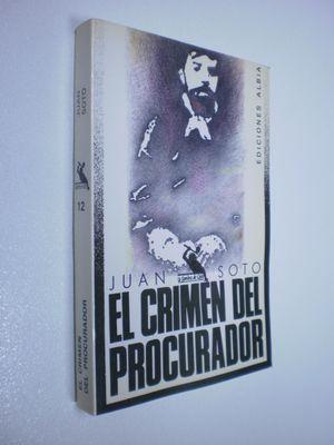 EL CRIMEN DEL PROCURADOR
