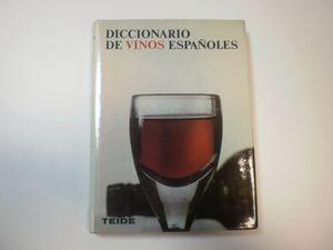 DICCIONARIO DE VINOS ESPAÑOLES