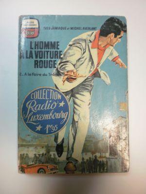 L'HOMME À LA VOITURE ROUGE - 2. A LA FOIRE DU TRONE