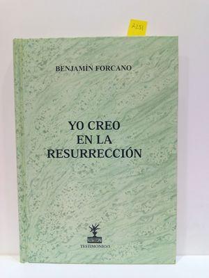 YO CREO EN LA RESURRECCIÓN
