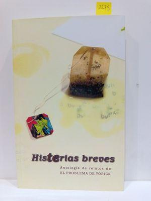 HISTERIAS BREVES. ANTOLOGÍA DE RELATOS DE