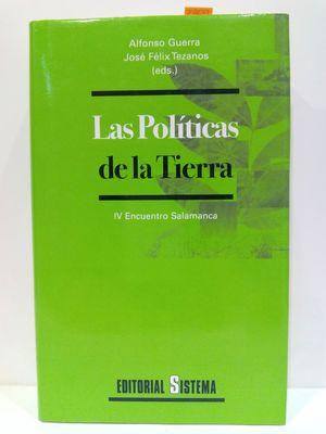LAS POLITICAS DE LA TIERRA. IV ENCUENTRO SALAMANCA