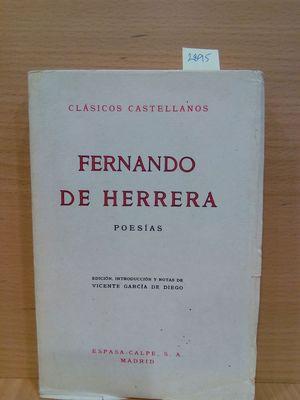 POESÍAS (COL. CLÁSICOS CASTELLANOS)