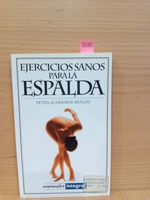 EJERCICIOS SANOS PARA LA ESPALDA