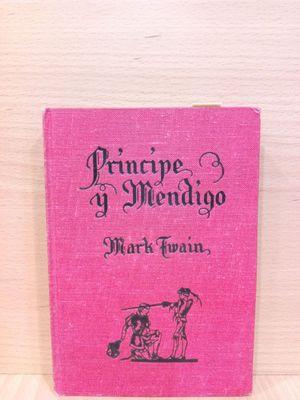 PRÍNCIPE Y MENDIGO (COL. FAMOSAS NOVELAS)