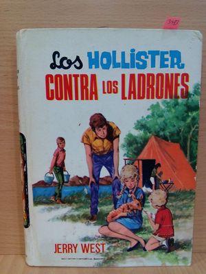 LOS HOLLISTER CONTRA LOS LADRONES (NÚMERO 21)