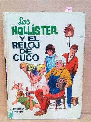 LOS HOLLISTER Y EL RELOJ DE CUCO (NÚMERO 18)