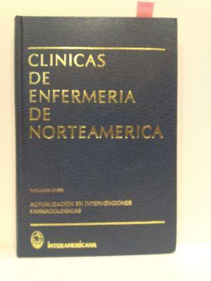 CLÍNICAS DE ENFERMERÍA DE NORTEAMERICA (TOMO 2 )