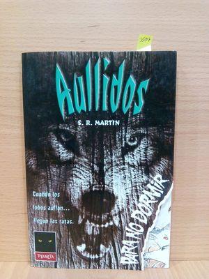 AULLIDOS (COL. PARA NO DORMIR, NÚMERO 4)