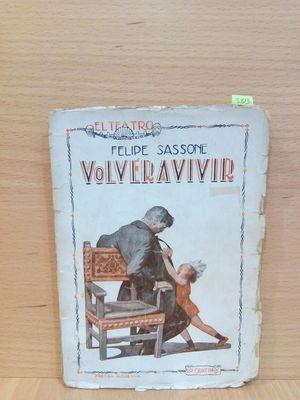 VOLVER A VIVIR (COL. EL TEATRO)