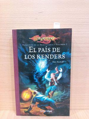 EL PAÍS DE LOS KENDERS. PRELUDIOS DE LA DRAGONLANCE. VOLUMEN 2. COLECCIÓN DRAGONLANCE