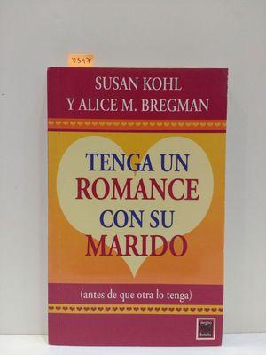 TENGA UN ROMANCE CON SU MARIDO