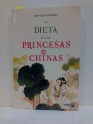 LA DIETA DE LAS PRINCESAS CHINAS