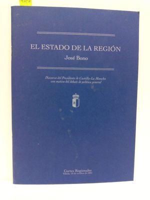 EL ESTADO DE LA REGIÓN