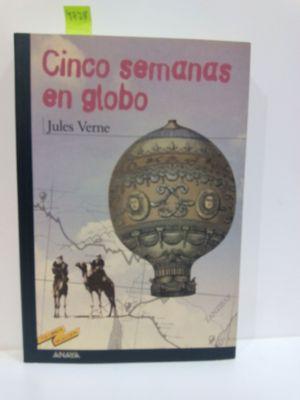 CINCO SEMANAS EN GLOBO (COLECCIÓN TUS LIBROS)