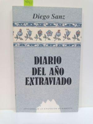 DIARIO DEL AÑO EXTRAVIADO