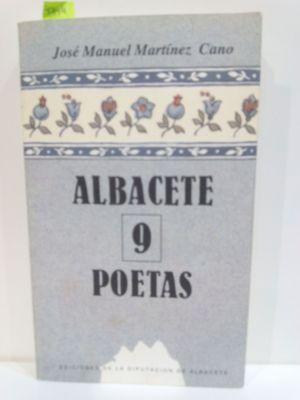 ALBACETE 9 POETAS