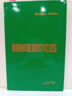 HOMOERÓTICOS