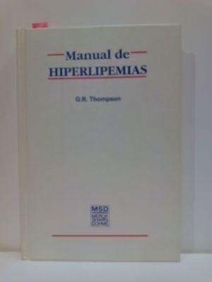 MANUAL DE HIPERLIPEMIAS
