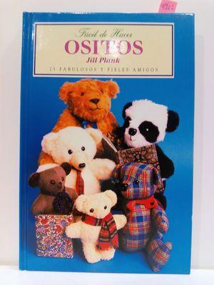 OSITOS (FÁCIL DE HACER)