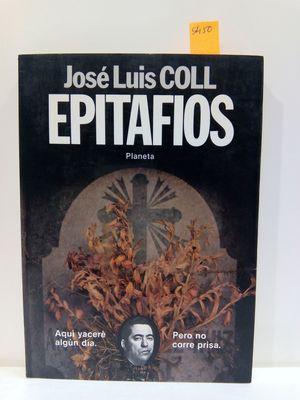 EPITAFIOS (COLECCION FABULA)