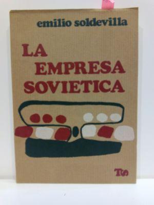 LA EMPRESA SOVIÉTICA. COLECCIÓN TRABAJO Y SOCIEDAD, 17