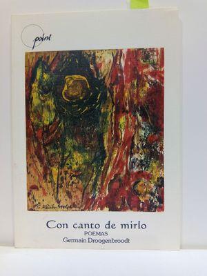 CON CANTO DE MIRLO