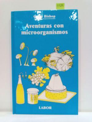 AVENTURAS CON MICROORGANISMOS (COL.JUVENIL LABOR)
