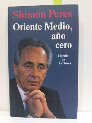 ORIENTE MEDIO, AÑO CERO