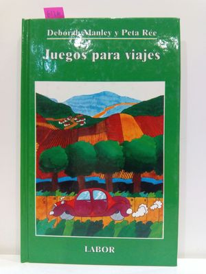JUEGOS PARA VIAJES (COL.JUVENIL LABOR)
