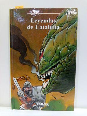 LEYENDAS DE CATALUÑA (BIBLIOTECA JUVENIL, NÚMERO 41)