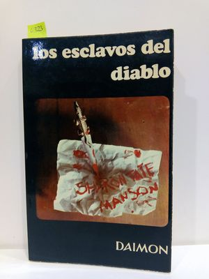 LOS ESCLAVOS DEL DIABLO