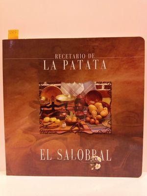 RECETARIO DE LA PATATA (EL SALOBRAL)