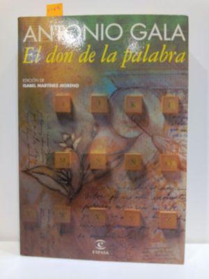 EL DON DE LA PALABRA (SPANISH EDITION)