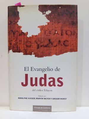 EL EVANGELIO DE JUDAS DEL CÓDICE TCHACOS