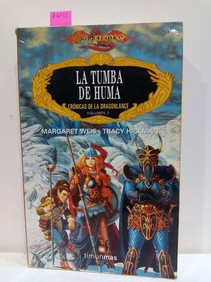 LA TUMBA DE HUMA. CRÓNICAS DE LA DRAGONLANCE. VOLUMEN 2