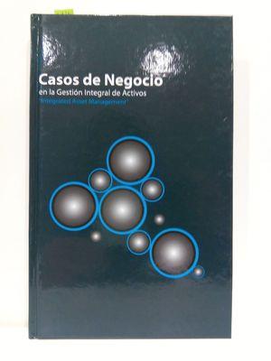 CASOS DE NEGOCIO EN LA GESTIÓN INTEGRAL DE ARCHIVOS- 'INTEGRATED ASSET MANAGEMENT'. (HAY 3 EJEMPLARES)