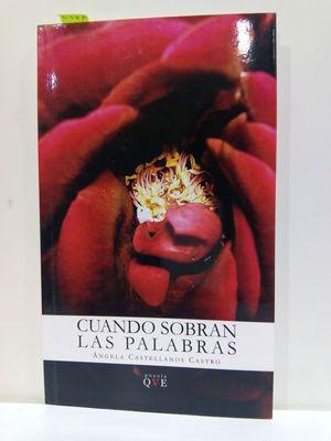 CUANDO SOBRAN LAS PALABRAS